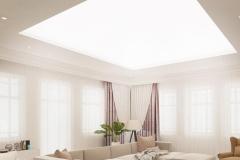 svjetleći stretch strop