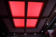 svjetleći stropovi s RGB LED rasvjetom
